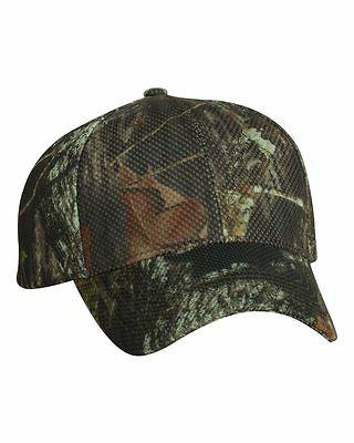 Kati NEW Breakup Adjustable Cool Mesh Camouflage Cap Hunting Camo Hat