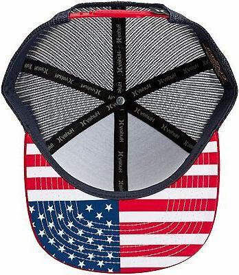 Hurley Kids' Freedom Hat Cap - Obsidian