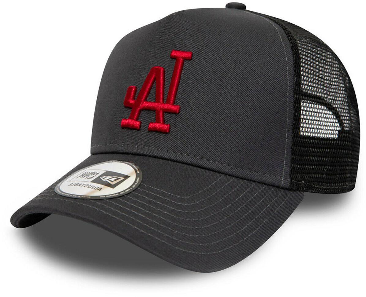 LA Dodgers Era MLB League A-Frame BlackTrucker