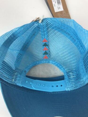 prAna Viva Adjustable Unisex One Blue Logo