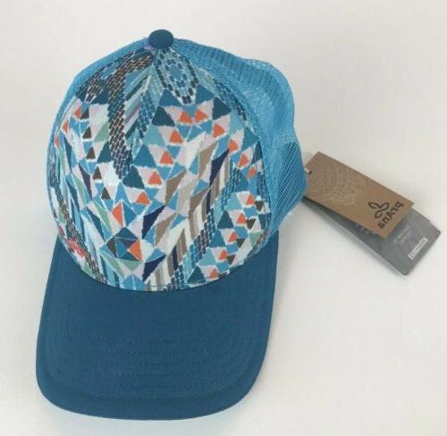 la viva cove adjustable snapback trucker hat