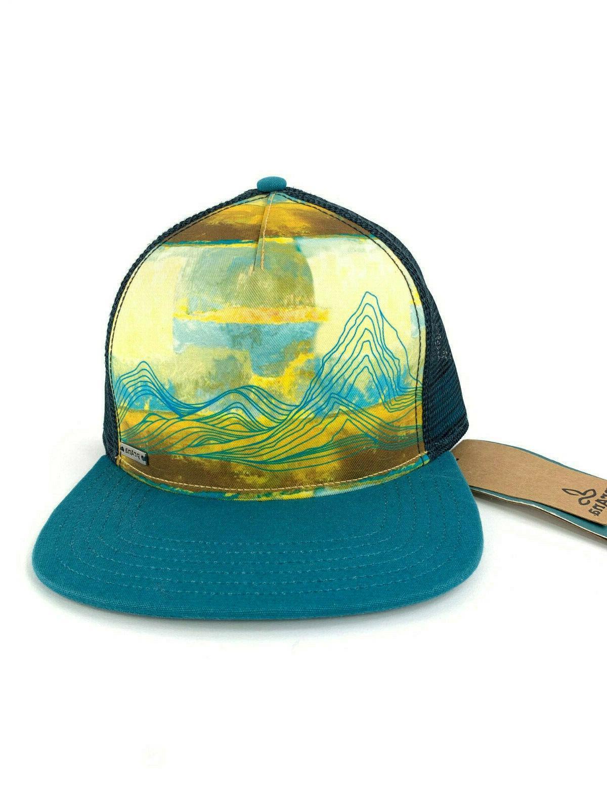 la viva trucker hat one size adjustable