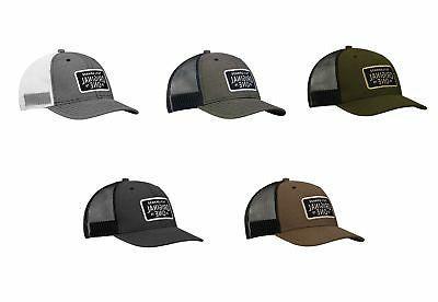 lifestyle original trucker snapback hat golf cap