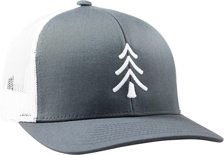 lindo trucker hat pine tree