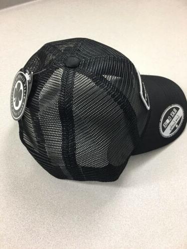 Black Clover Lucky BC Trucker Hat ~ ~ Black