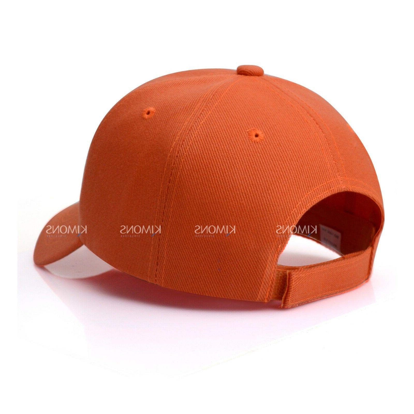Loop Solid Color Curved Visor Hat Ball Army Mens