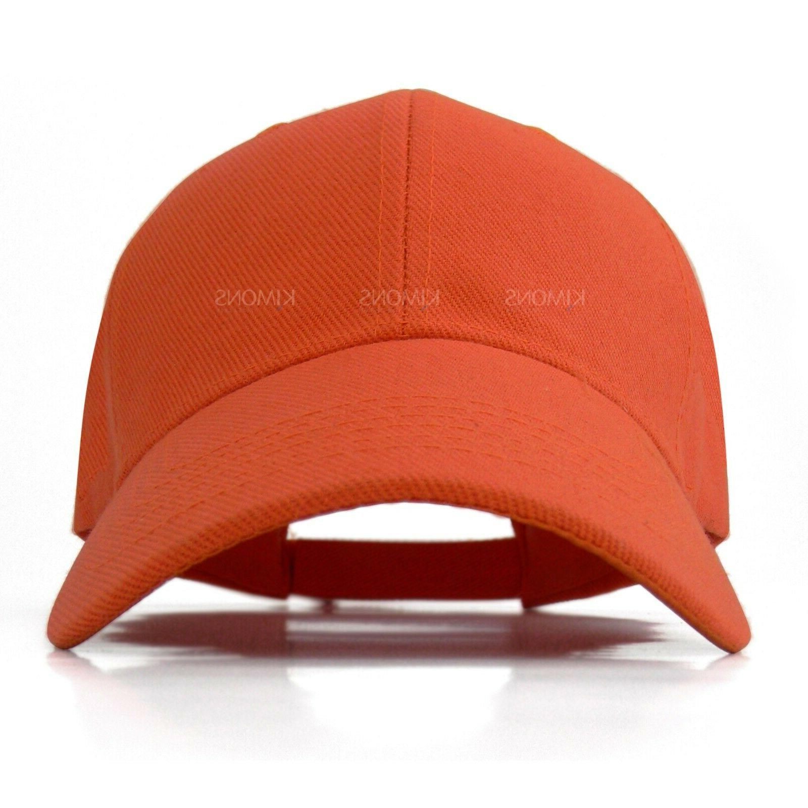 Loop Plain Solid Visor Mens
