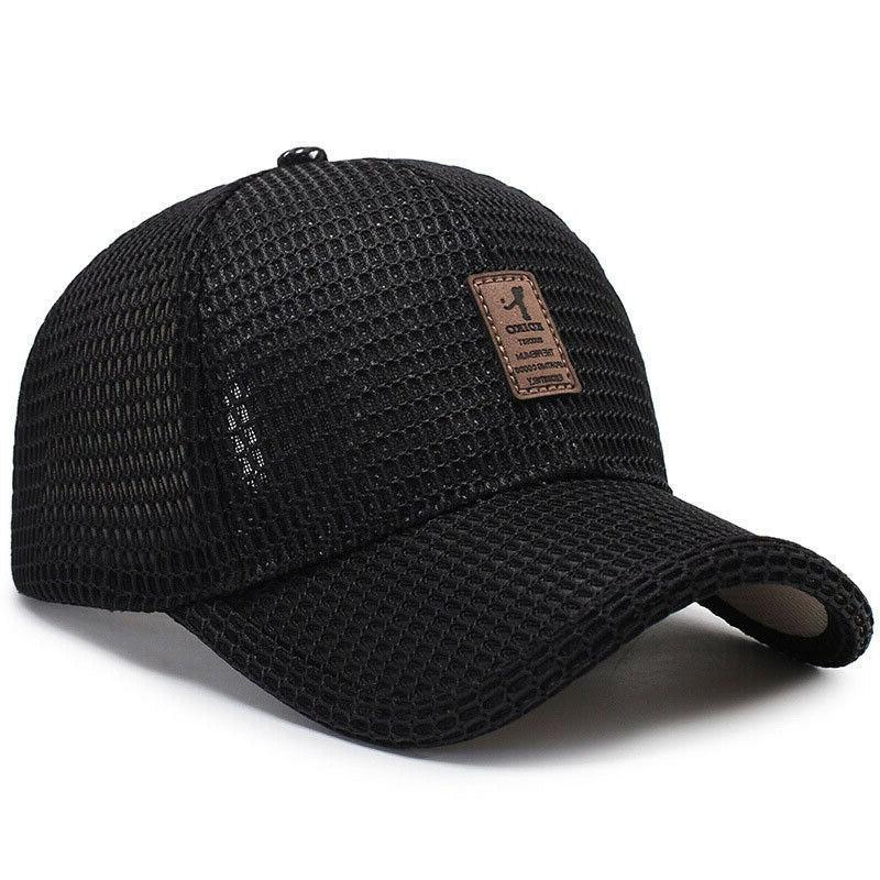 Hat Solid Mesh Blank Hats Caps
