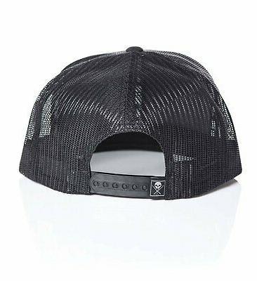 Sullen Snapback Black Cap Cloth...