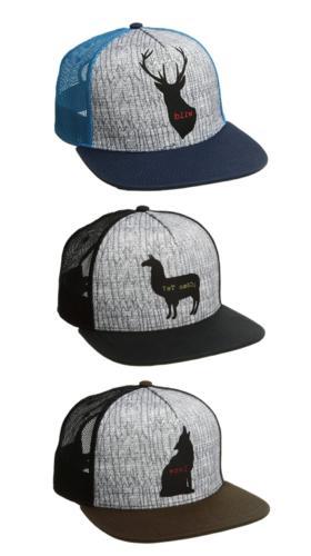 men s journeymen trucker hat