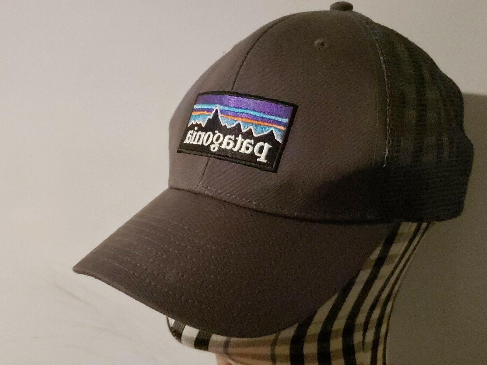 men s lopro logo trucker hat cap