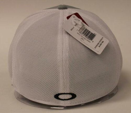 Oakley Men's Silicon Bark Hat NWT