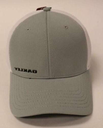 men s stretch fit silicon bark trucker