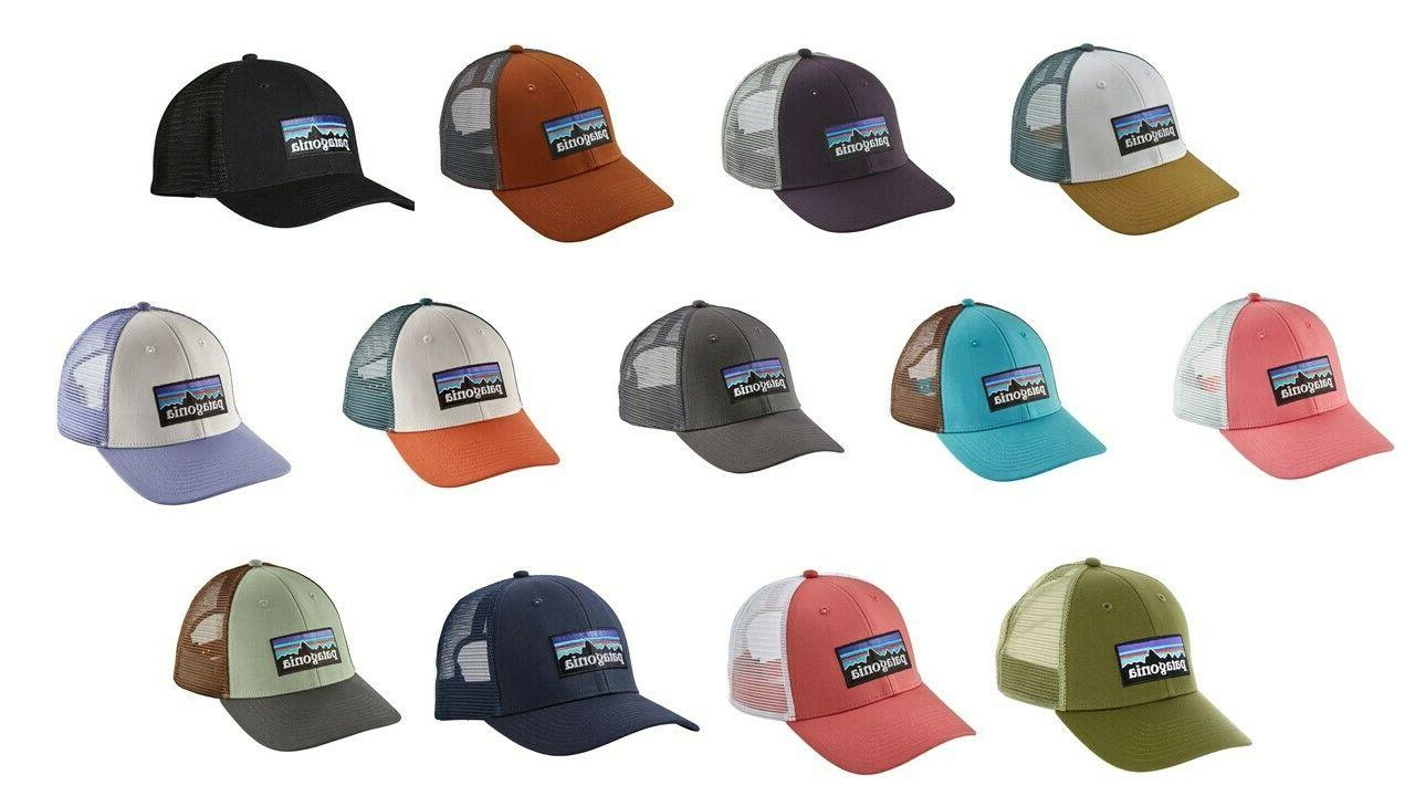 Patagonia P-6 LoPro Trucker Hat Shipping Free Day Returns