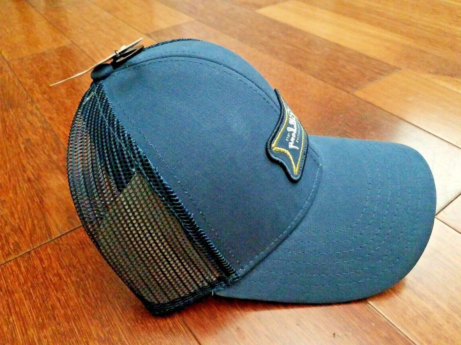 Billabong Hat One Blue NWT