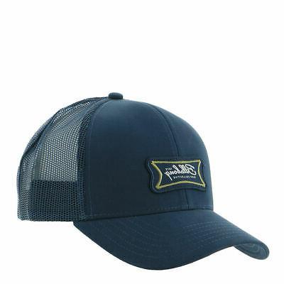 men s walled trucker hat