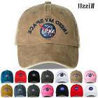 Men Women Embroidered Dad Hat Trucker Snapback Hat Baseball