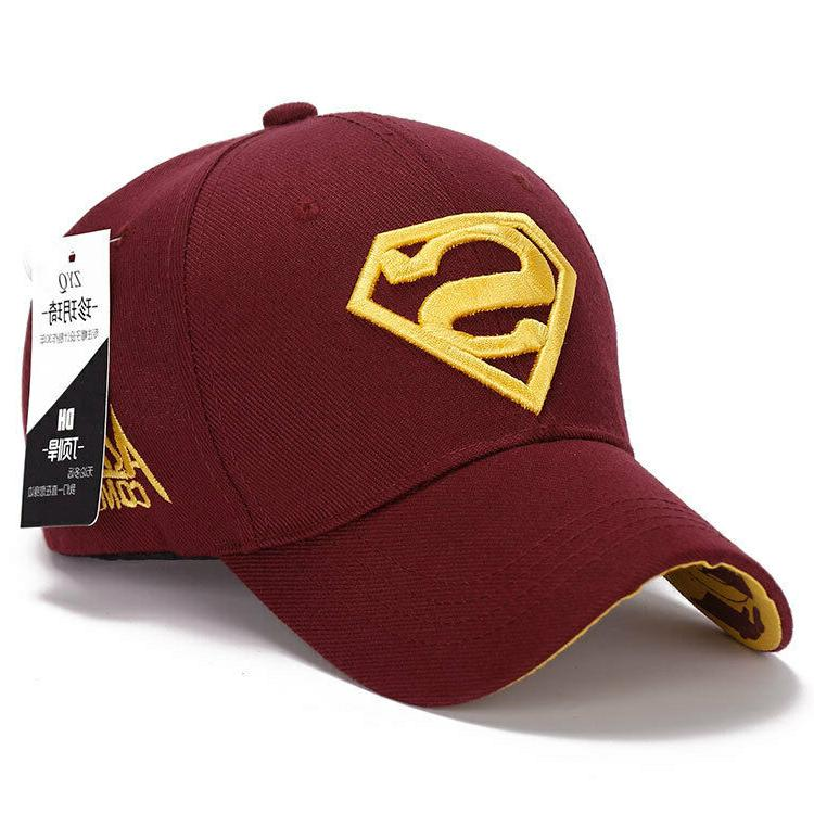 Men Superman Cap Adjustable Bboy