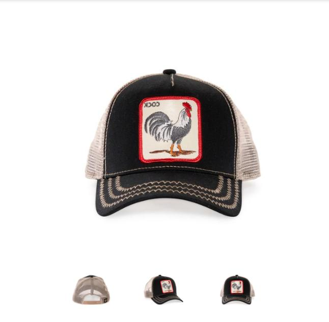 Goorin Original Brand NWT Originals Trucker