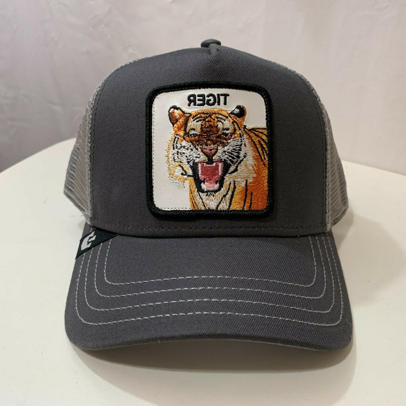 Goorin Bros Mens Original Brand NWT Originals Trucker Cap