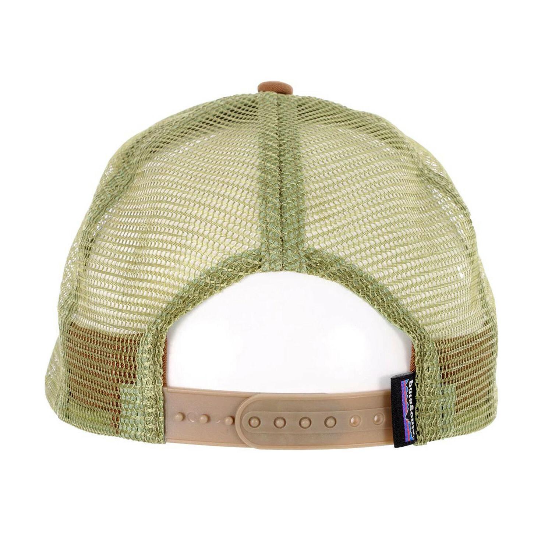Patagonia Line Logo Hat | Coriander