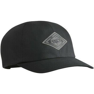 mens performance trucker rain cap one size