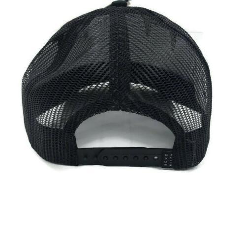 Billabong Cap Hat Snapback Black One Size