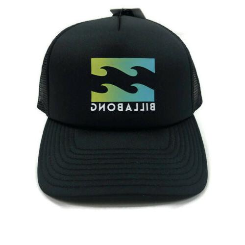 Billabong Trucker Hat Snapback Wave One