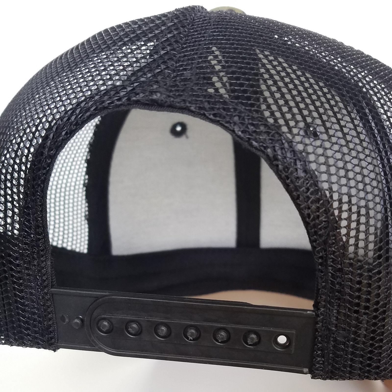 Trucker Hat Solid Washed Baseball Visor Mens