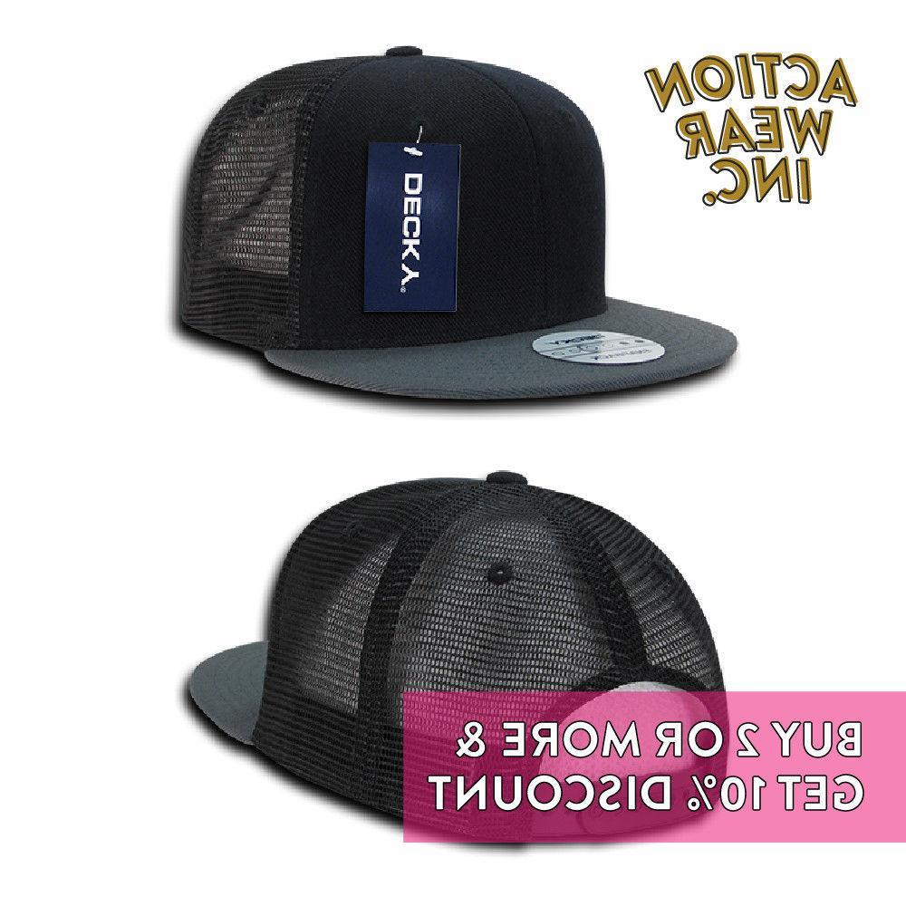 DECKY MEN'S HAT TRUCKER CAP SNAPBACK TONE