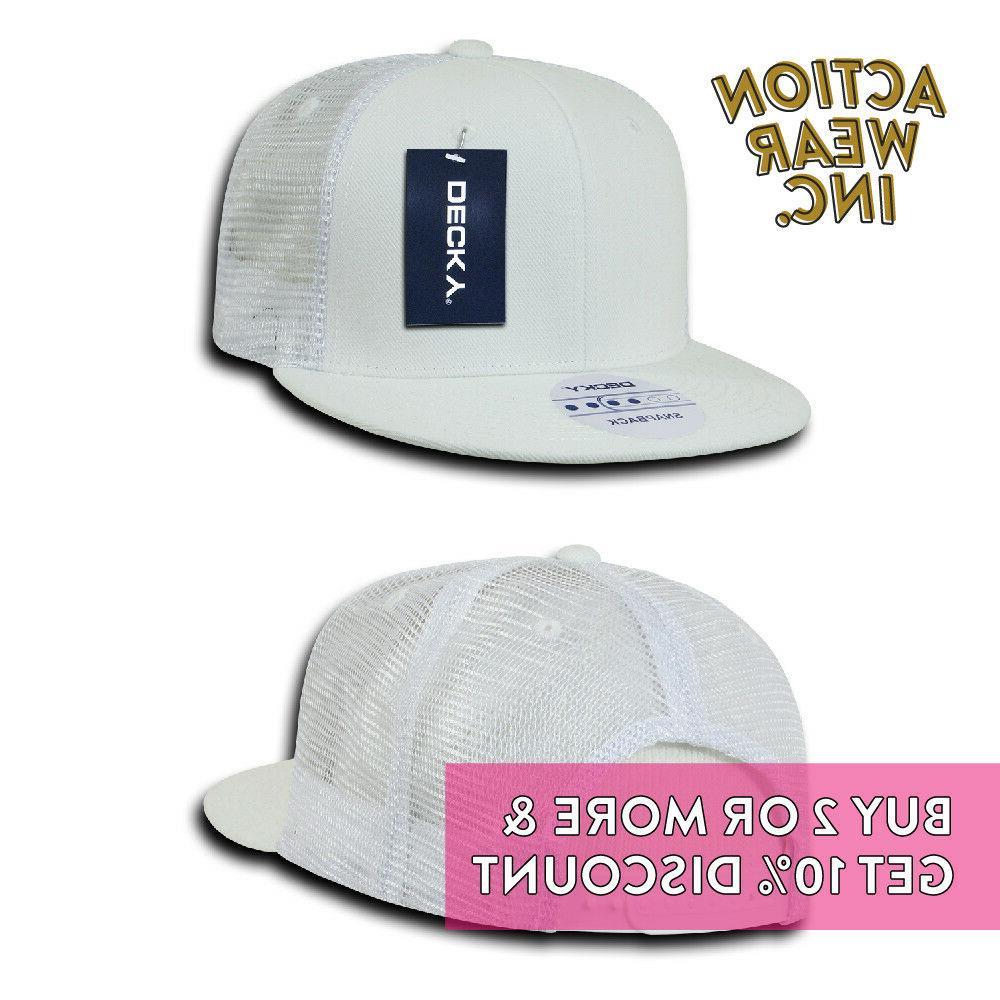 DECKY 1052 MENS CASUAL SNAP MESH CAP