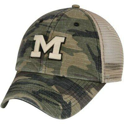 Michigan Wolverines of the Adjustable Hat