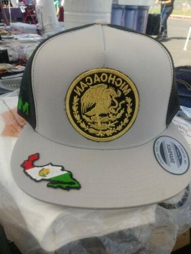 Michoacan federal grey Hat Brand New Ships Now