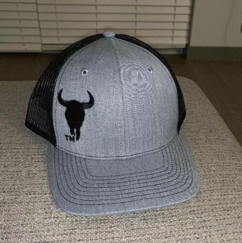 Montana Trucker Hat - Gray - Murdochs Store -NWT