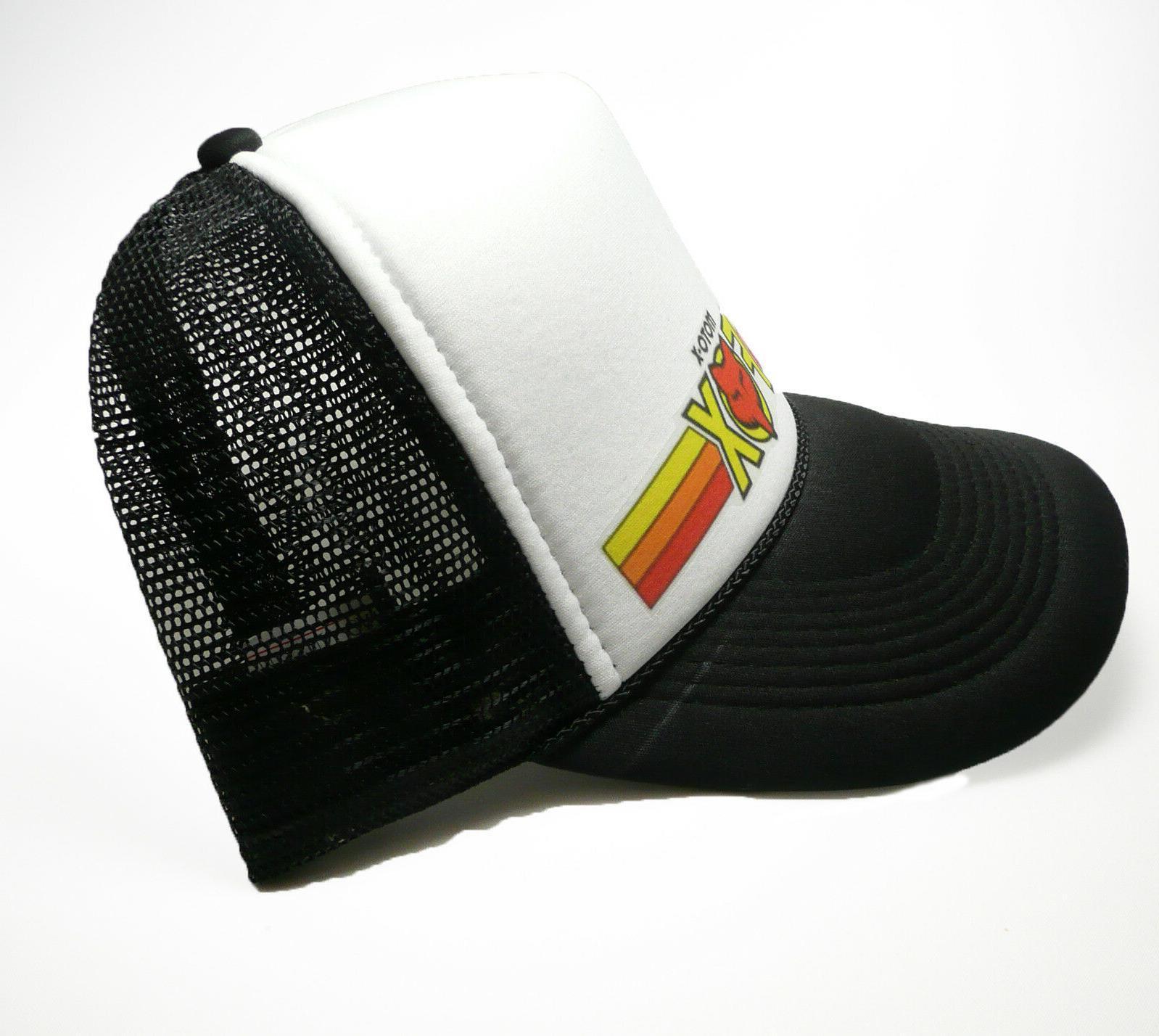 Moto-X Fox trucker Vintage Snap hat
