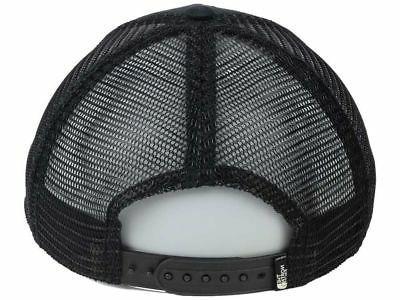 The Black Adjustable Style Cap Hat