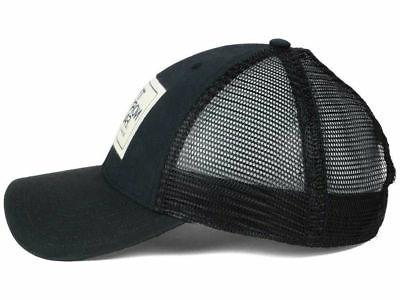The North Face Black Trucker Style Cap Hat