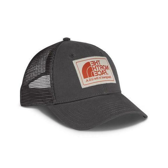 The Face Trucker Hat/Cap Colors Navy Grey Snapback