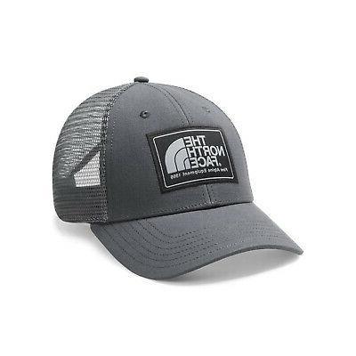 mudder trucker hat weathered black tnf black