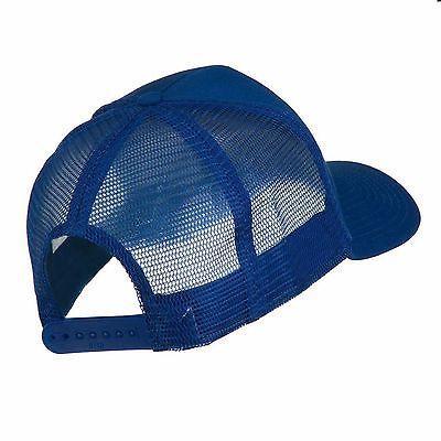NASA Logo Patched Mesh Back Baseball Cap Trucker Hat