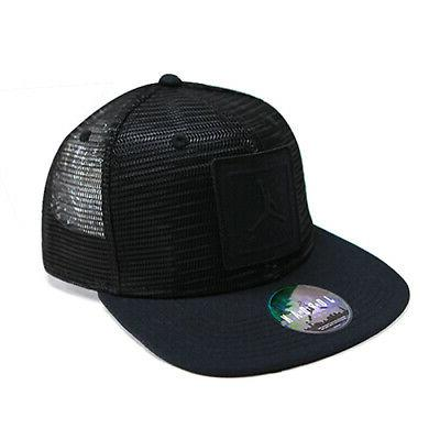 new air jordan jumpman mesh trucker snapback