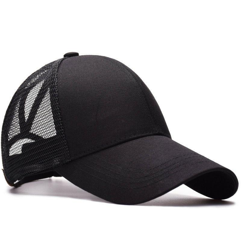 Sky Trucker Hats Womens Curved