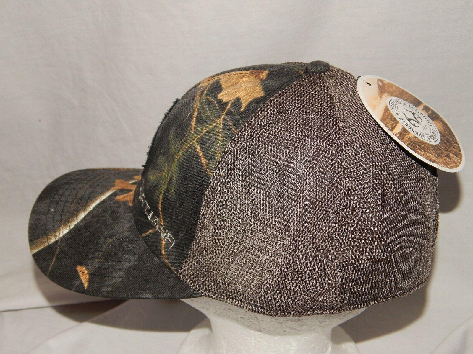 NEW Realtree Hat Camo Deer Mens Size S/M