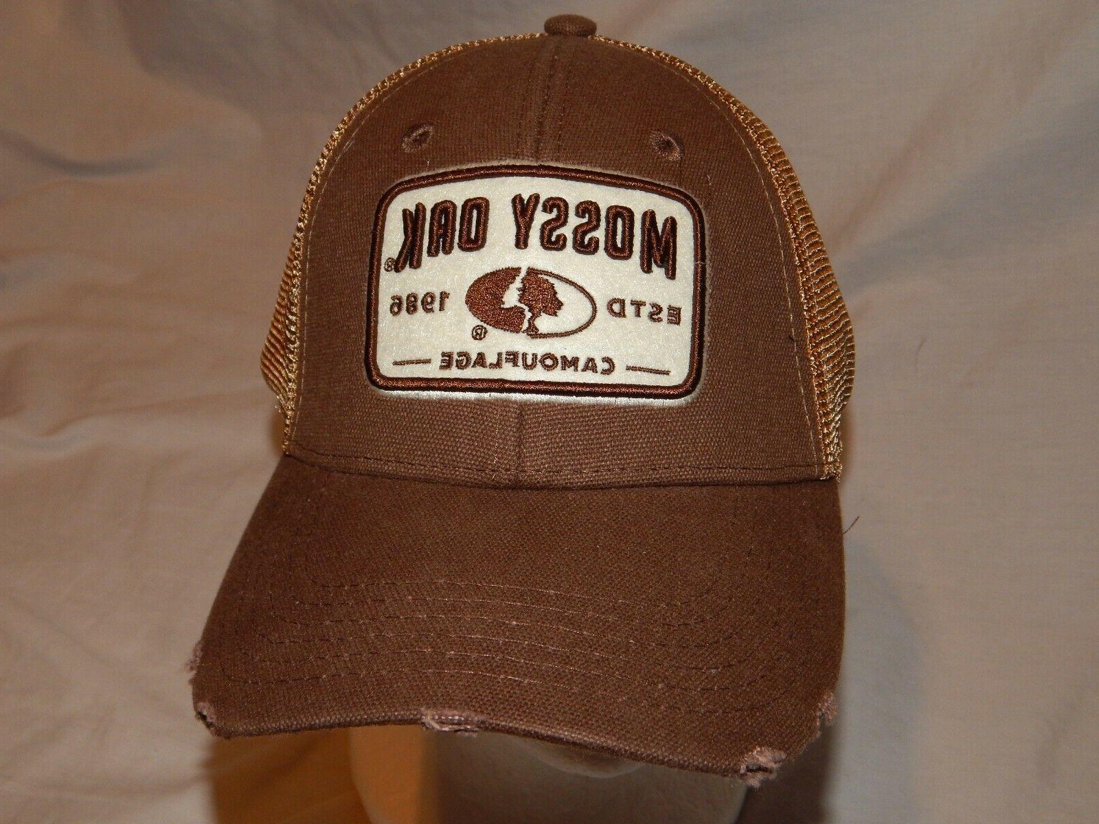 new hat trucker cap tree camo deer