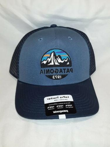 *NEW* Fitz Roy Scope LoPro Hat Blue *NWT