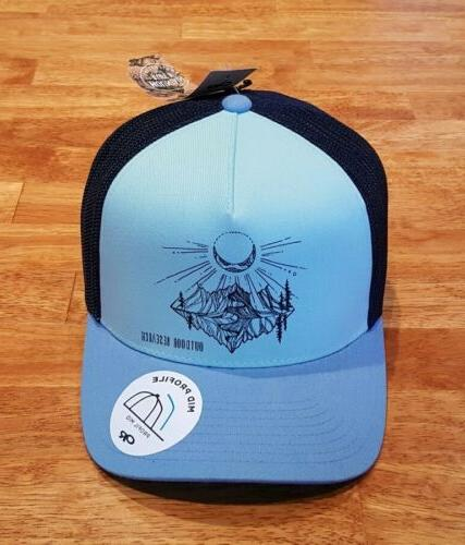 New! Research Moonshine Trucker
