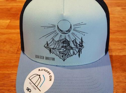 New! Outdoor Research Trucker Mesh OSFM, NWT
