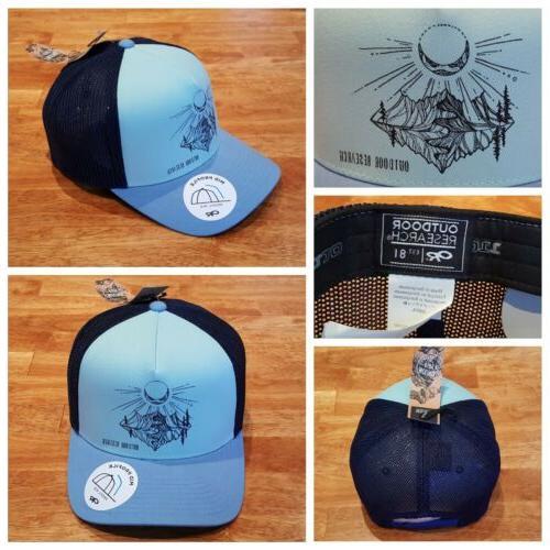 new moonshine trucker mesh cap hat osfm