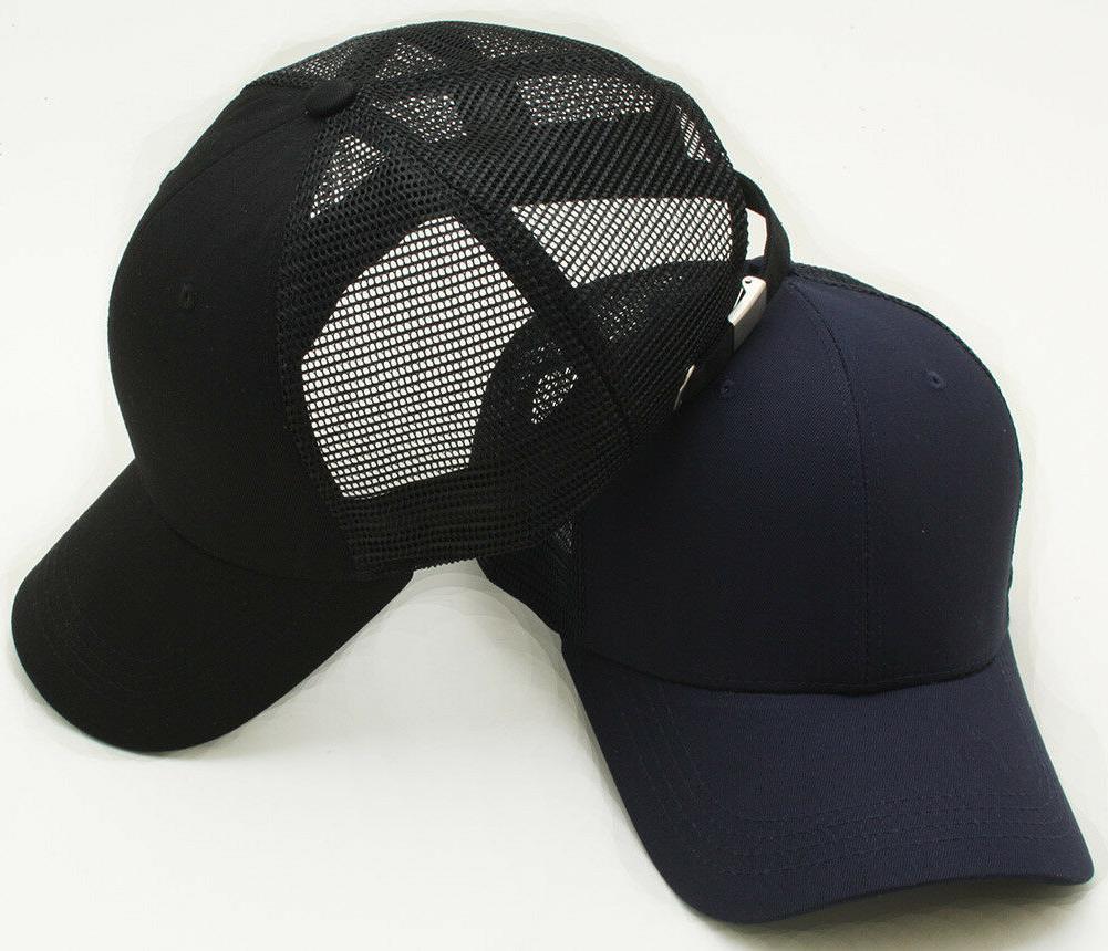New Plain Design Big size Trucker Hat XL 2XL Blank Mesh Back