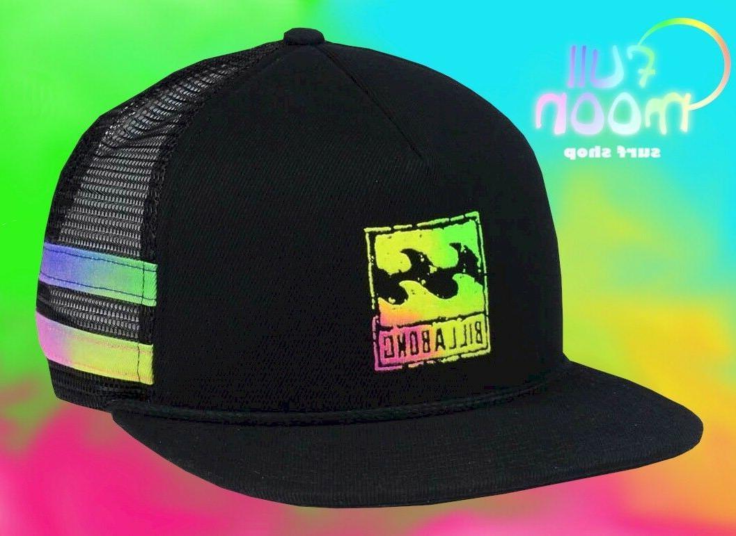 new reissue mens snapback trucker cap hat